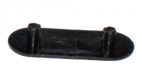 Nylon Back Plate for OSL4 - Black