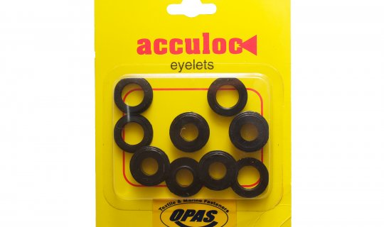 Plastic Eyelet Kit Easy Pack