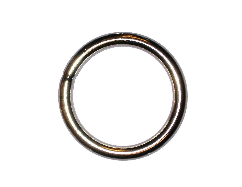 stainless steel 39 o 39 ring 50 8mm. Black Bedroom Furniture Sets. Home Design Ideas