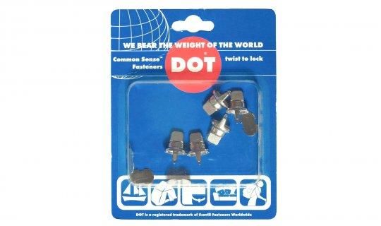 DOT Common Sense Turnbutton Easy Pack