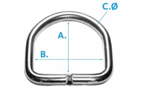 D-Ring-Welded_Elongated-G86-Nickel