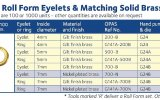 OPAS_Brass_Roll_Form_Eyelets_And_Rings_Chart