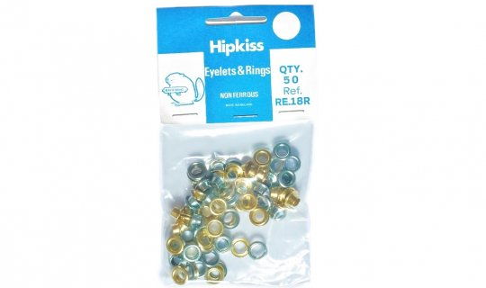 Brass Eyelet Easy Pack - 5mm