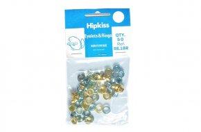 Brass Eyelet Easy Pack - 5mm