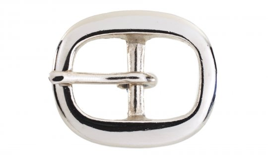 Solid Brass Nickel Plated Buckle G301N