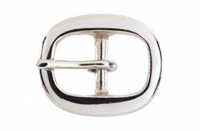Solid Brass Nickel Plated Buckle G301N