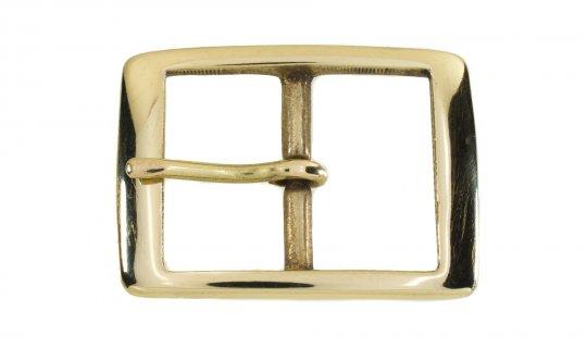 Solid Brass Belt Buckle No.G629