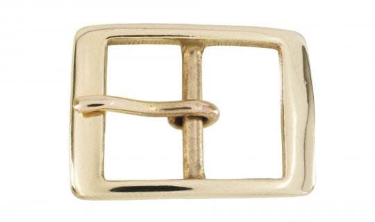 Brass Belt Buckle No.G519