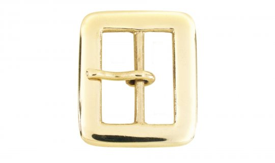 Solid Brass Buckle No.G627