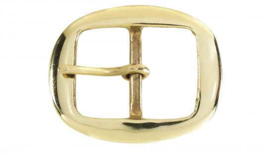 Solid Brass Buckle No.G633
