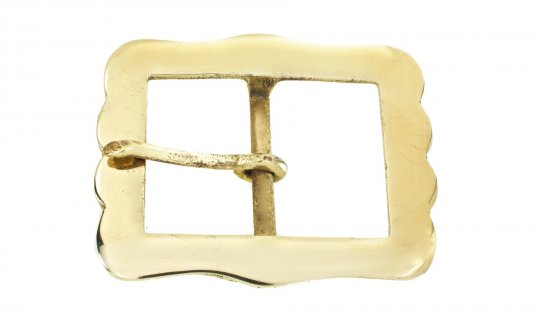 Solid Brass Buckle No.G639