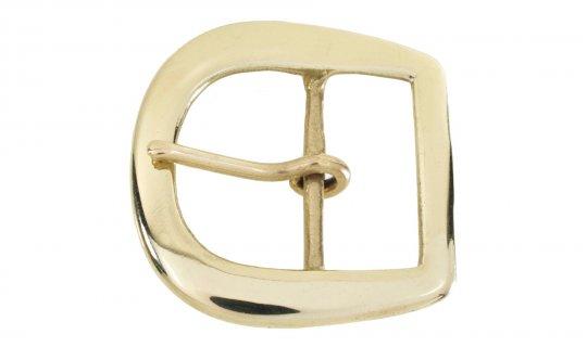 Solid Brass Buckle No.G744