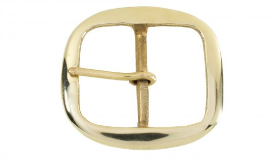Solid Brass Buckle No.G833