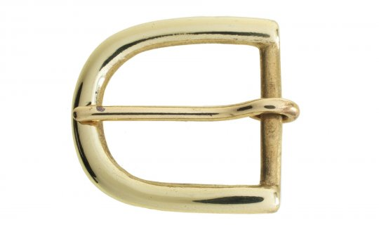 Solid Brass Belt Buckle No.G521