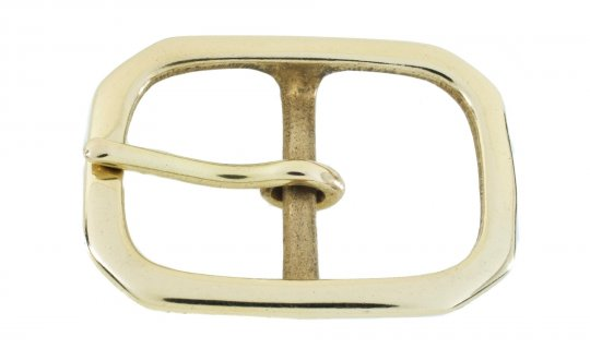 Brass Belt Buckle No.G524