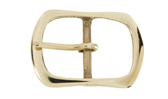 Brass Belt Buckle No.G625
