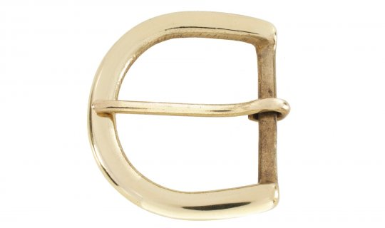 Brass Belt Buckle No.G721