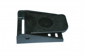 Jam Lever Buckle in Black Nylon No 4532