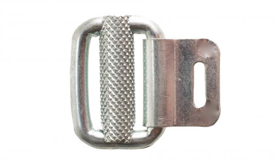 Knurled bar buckle KBB2