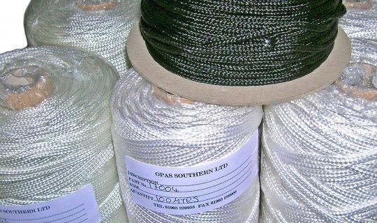 OPAS Cordage - Assorted Reels