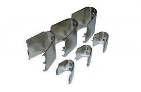 Shock cord clamps 520NP