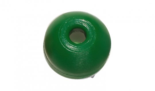 Green Shot Cord Ball End