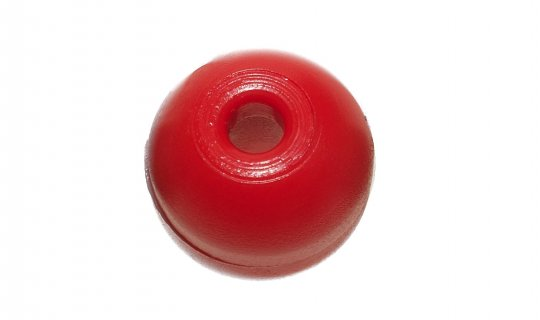 Red Shot Cord Ball End