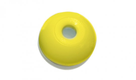 Yellow Shot Cord Ball End