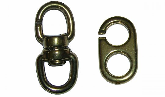 Heavy Duty Inglefield Flag Swivel Set K2090