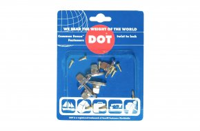 DOT Common Sense Turnbutton Easy Pack