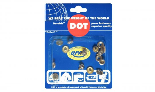 Durable DOT Press Stud Easy Pack