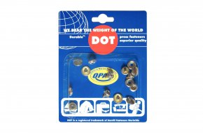 Durable DOT Press Stud Easy Pack
