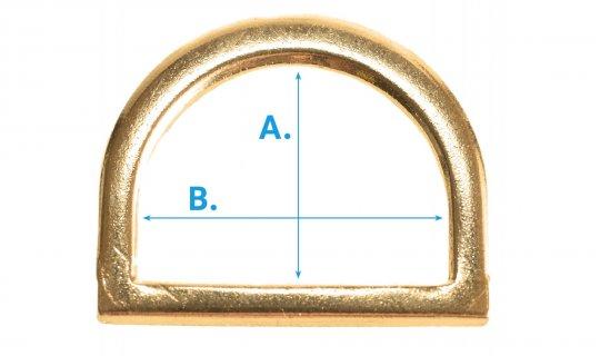 D-Ring-Cast-G81-Brass