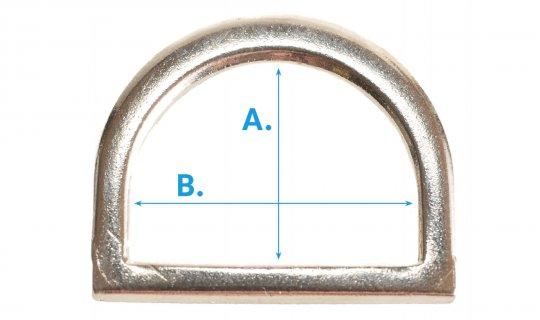 D-Ring-Cast-G81-Nickel
